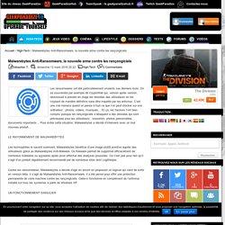 Malwarebytes Anti-Ransomware, la nouvelle arme contre les rançongiciels
