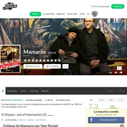 Mamaros - Film (2013)