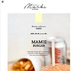 Mamie Burger - Les demoizelles