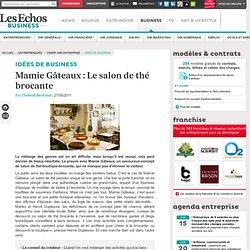 Mamie Gâteaux : Le salon de thé brocante, Restauration, alimentation : allier tradition et modernité