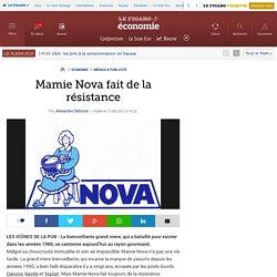 M?dias & Publicit? : Mamie Nova fait de la r?sistance