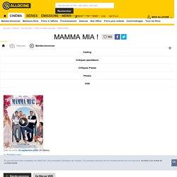 Mamma Mia ! - film 2008