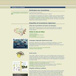 Groupe Mammalogique Breton - Mammifères Bretagne : Participez aux inventaires
