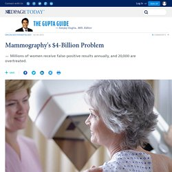 Mammography's $4-Billion Problem