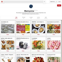 Mamyoma on Pinterest