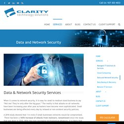 Managed Network & Data Security Service Provider Dublin Ohio