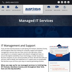 Managed Services NYC
