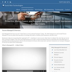 IT Services Tucson