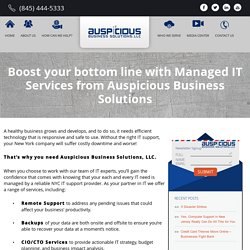 Managed IT Services Company