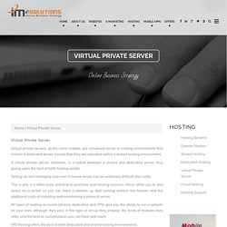 Fully Managed Virtual Private Server