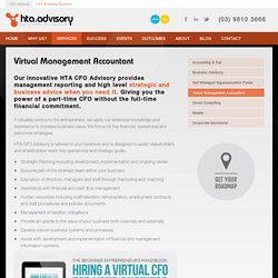 Virtual Management Accountant