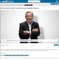 Michel Albouy, Grenoble École de Management - Actionnariat salarié : attention aux doubles discours