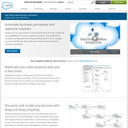 Approvals & Workflow