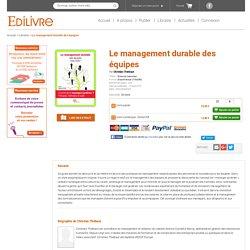 Le Management durable des équipes de Christian Thiébaut