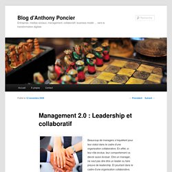 Management 2.0 : Leaders