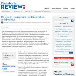 Un « design management » de l'innovation collaborative