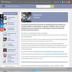 La vente et le management commercial, articles, cours, outils : des liens sur Manager GO!