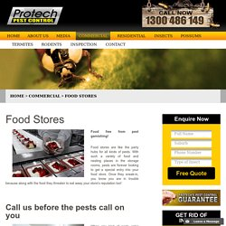 How Can You Keep Away Pesky Pests From Your Restaurant in Melbourne?