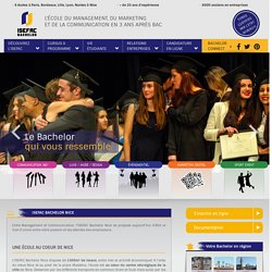ISEFAC Bachelor Nantes est une Ecole de Management de la Communication et du Marketing en 3 ans post bac.