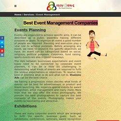 Best Event Management Companies in Mumbai, India – Illusion Ads