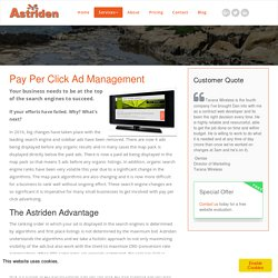 PPC Ad Management Company
