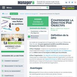 Management et direction par objectifs ou DPO : comprendre et appliquer