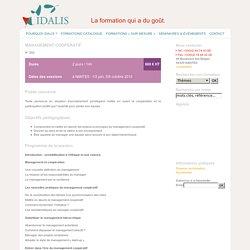Idalis, organisme de formation (DIF: Droit Individuel à la formation), Nantes, Rennes - management, coaching, RH : ressources humaines, TPE, comptabilité
