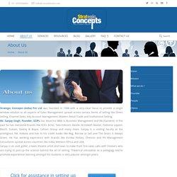 Sales Management Consultancy
