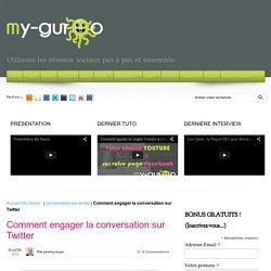 Community management : comment engager la conversation sur Twitter
