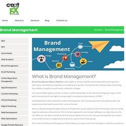 Brand Management Agency in Mumbai, India