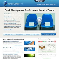 Email Center Pro - Email Management for Customer Service