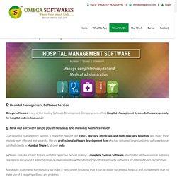 Best mumbai,Thane Hospital Management Softwares Developmenet Company-