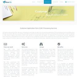 Document Management System (DMS) & Digitization Services
