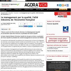 Le management par la qualité, l'allié méconnu de l'économie française