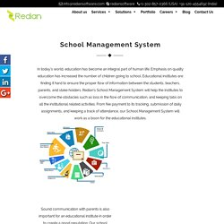 Education Solutions - Redian Software