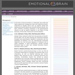 Management - Emotional Brain