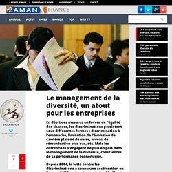 Le management de la diversité, un atout pour les entreprises