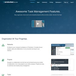 Task Management Features