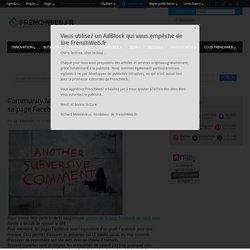 Community Management : le cas de Nestlé et de sa page Facebook