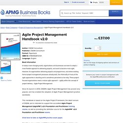 Agile Project Management Handbook v2.0