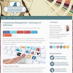 Community Management : historique et définition