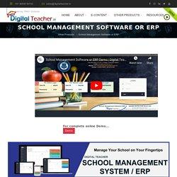 School Management Software, ERP in Hyderabad, Telangana