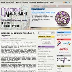 Management par les valeurs : l'importance de l'alignement