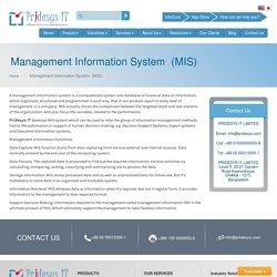 Management Information System Software