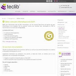 IT Service Management (ITSM) : Gestion de parc informatique - teclib'