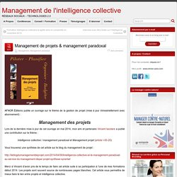 Management de projets & management paradoxal