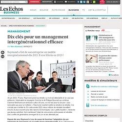 Management intergénérationnel : dix clés pour plus d'efficacité