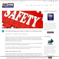 The Safety Management System To Make Your Compliance Easy - DDS International
