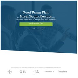 Dynamic Project Management Software