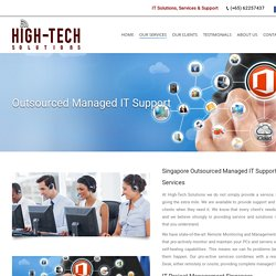 IT Project Management Singapore